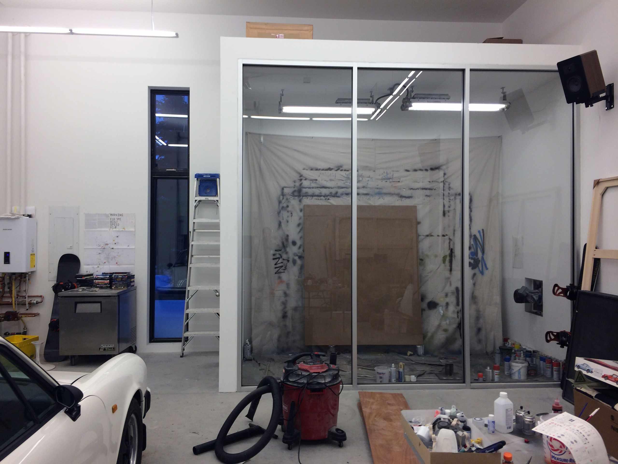 projects  painting studio  garth weiser u2014sotirios corp