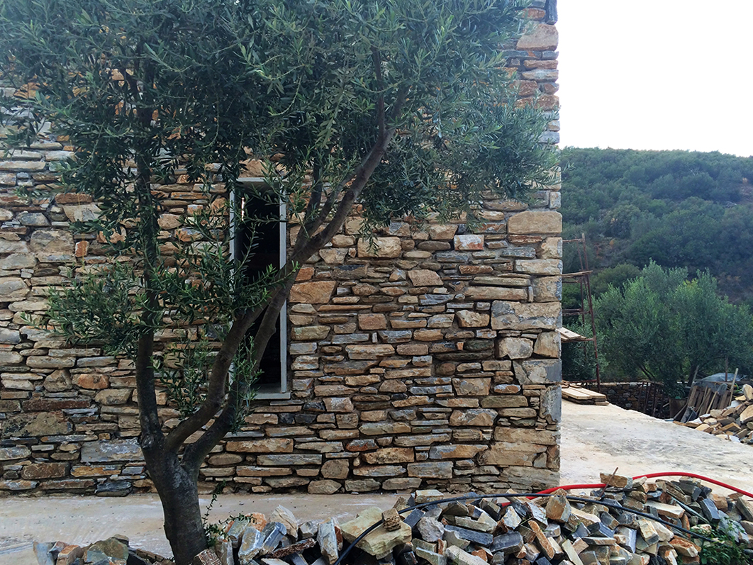 Projects Stone House Reconstruction Greece Sotirios Corp